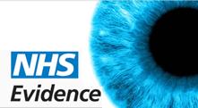 nhs-evidence logo