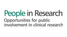 People in Research logo